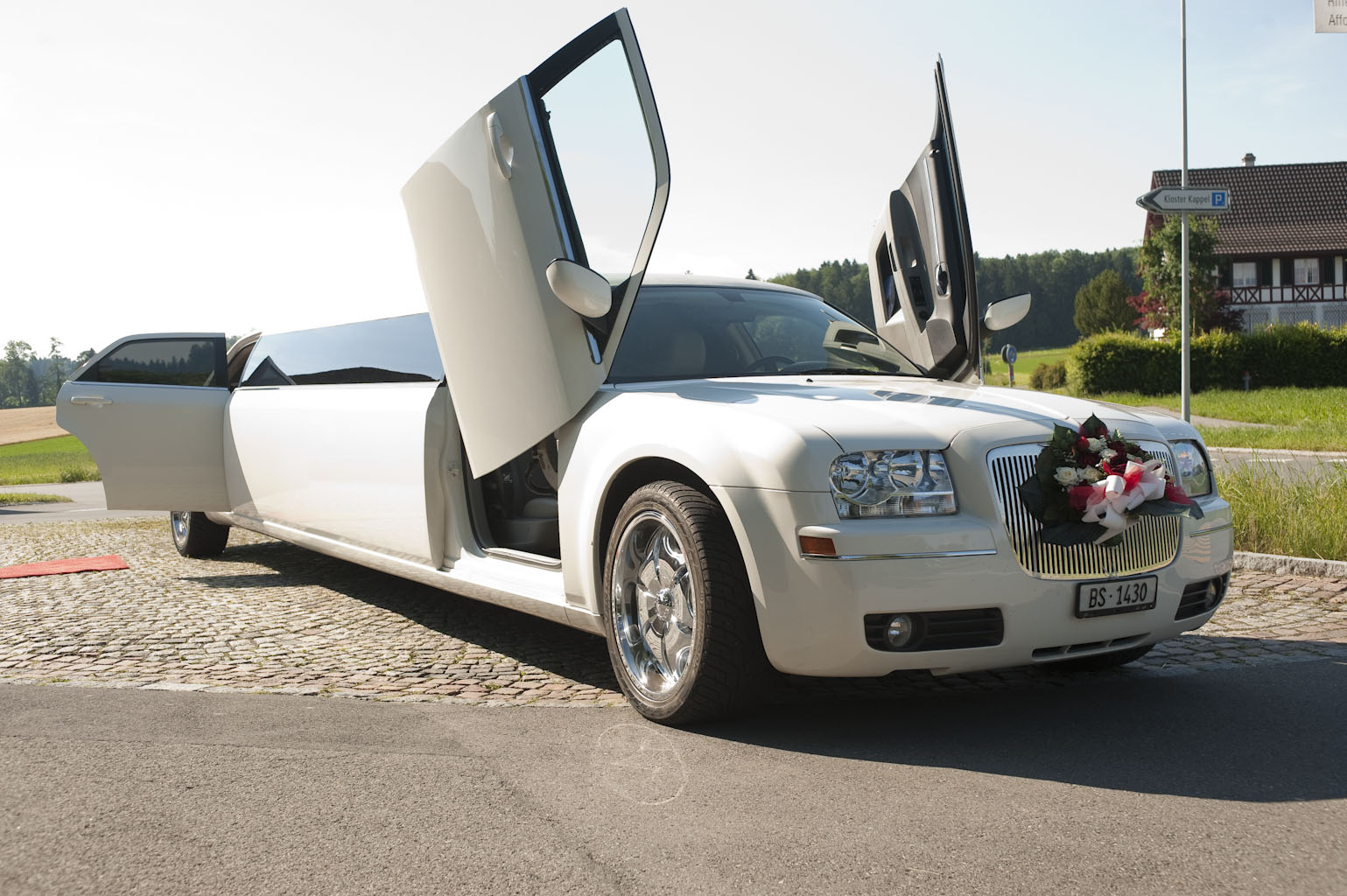 Hochzeit Limousine
